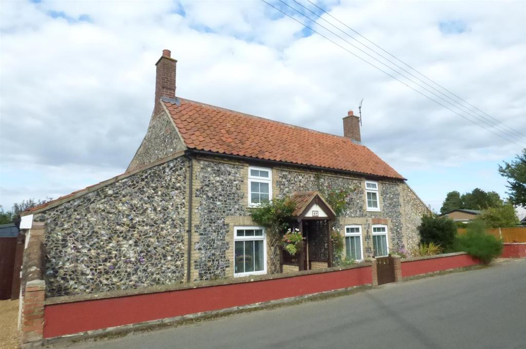 5 Bedrooms Detached House for sale in Paynes Lane, Feltwell