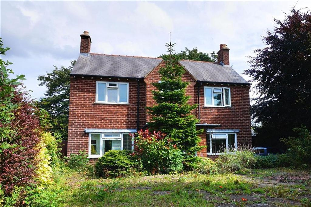 4 Bedrooms Detached House for sale in New Road, Wingerworth, Chesterfield, Derbyshire, S42