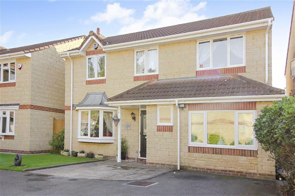4 Bedrooms Detached House for sale in Barkleys Hill, Stapleton, Bristol