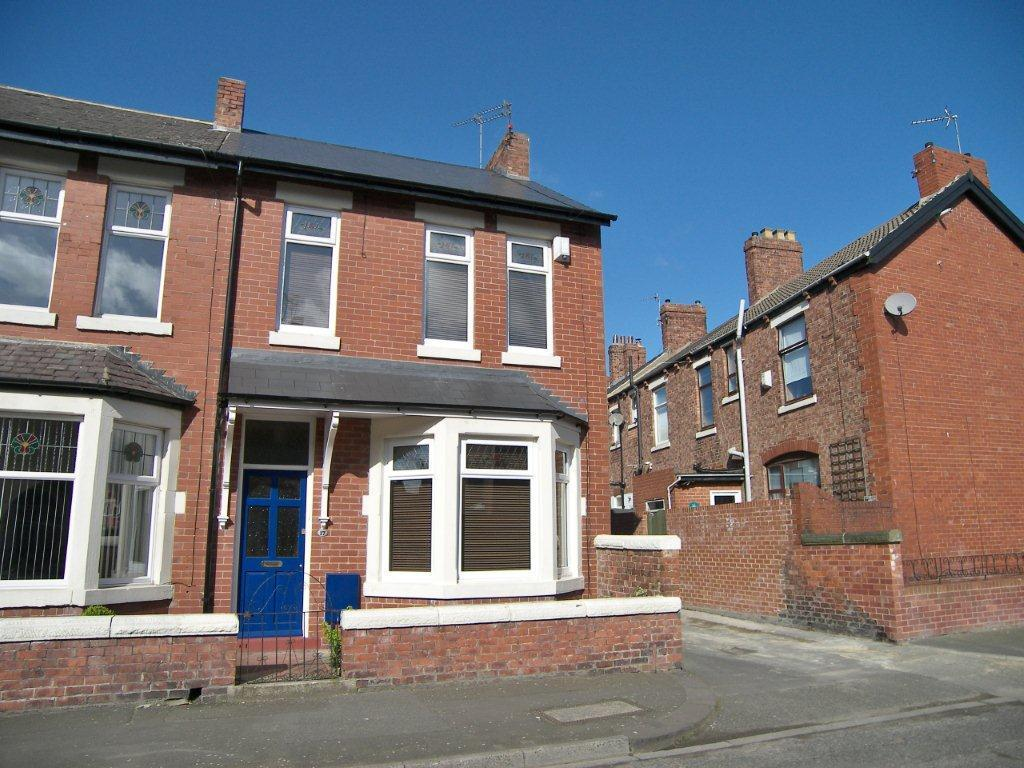 3 Bedrooms End Of Terrace House for sale in Kensington Gardens, North Shields, NE30