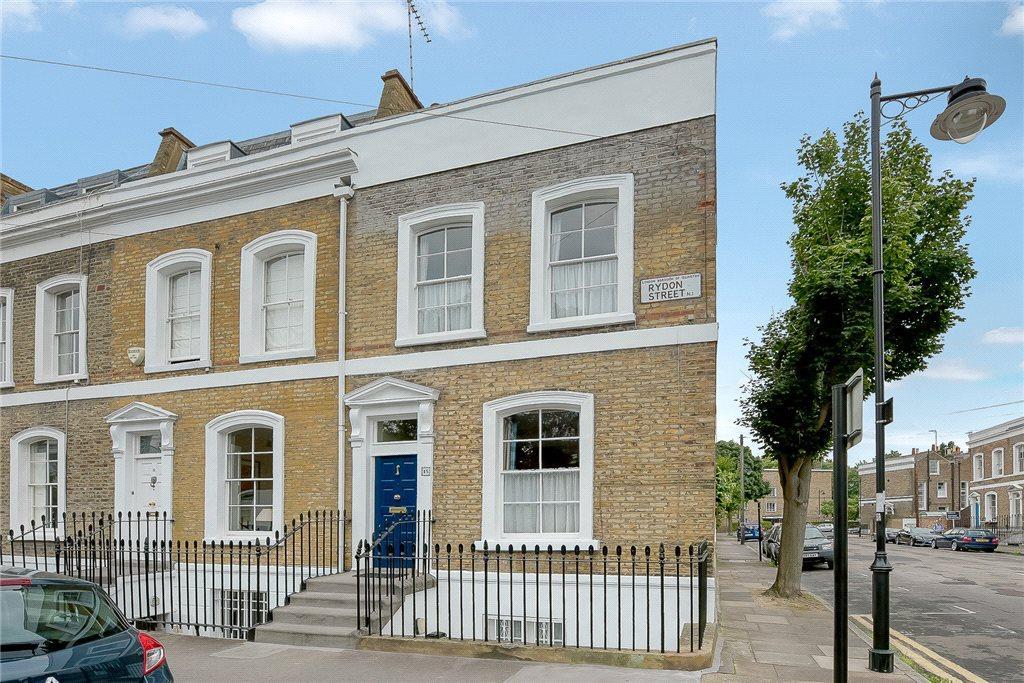 2 Bedrooms House for sale in Rydon Street, Angel, London, N1