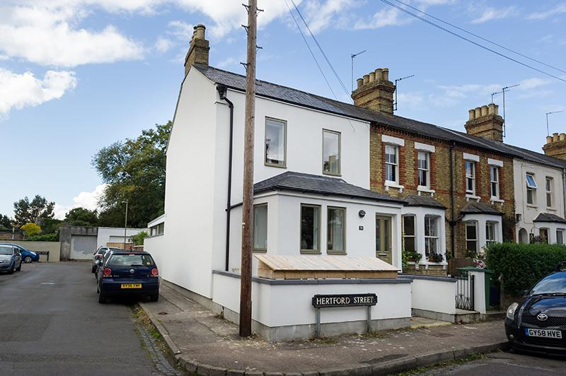 2 Bedrooms Semi Detached House for sale in Hertford Street, Oxford, Oxfordshire