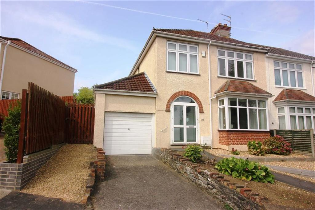 3 Bedrooms End Of Terrace House for sale in Harcourt Road, Redland, Bristol