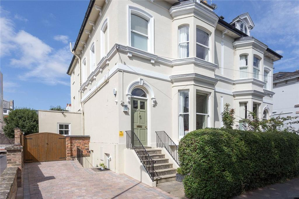 7 Bedrooms Semi Detached House for sale in Montpellier Grove, Cheltenham, Gloucestershire, GL50