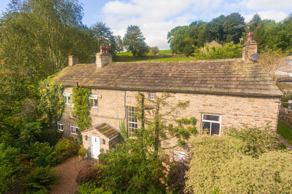 4 Bedrooms Detached House for sale in The Old Tannery, 6 West Lane, Cononley,