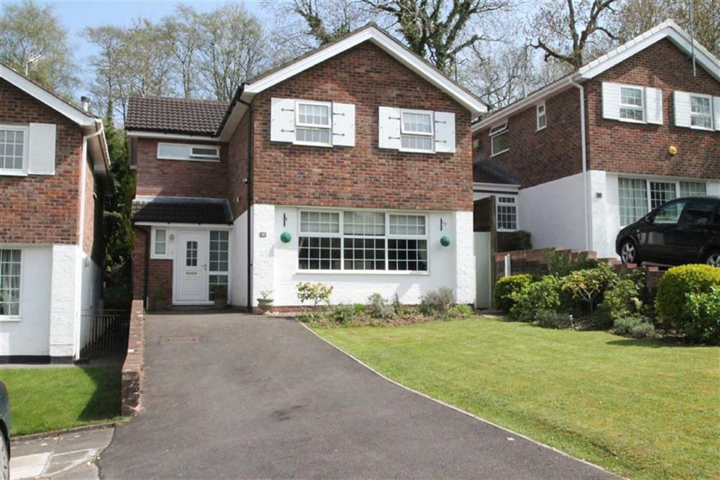 3 Bedrooms Detached House for sale in Briarwood Drive, Cyncoed, Cardiff