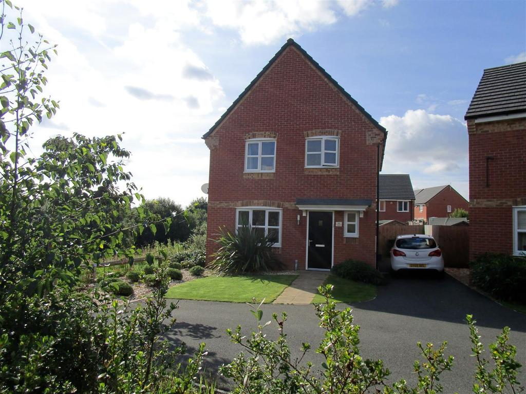 3 Bedrooms Detached House for sale in Sandiacre Avenue, Brindley Village, Stoke-On-Trent
