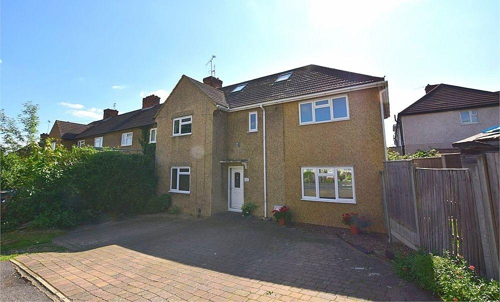 5 Bedrooms Semi Detached House for sale in Fuller Road, WATFORD, Hertfordshire