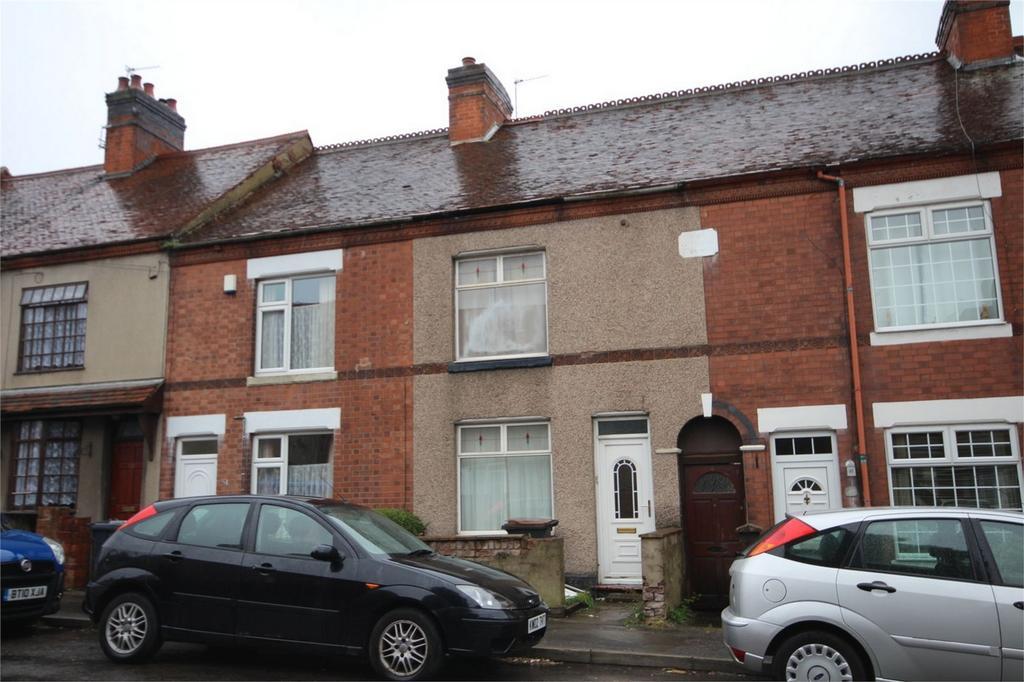 2 Bedrooms Terraced House for sale in Haunchwood Road, Stockingford, Nuneaton, Warwickshire