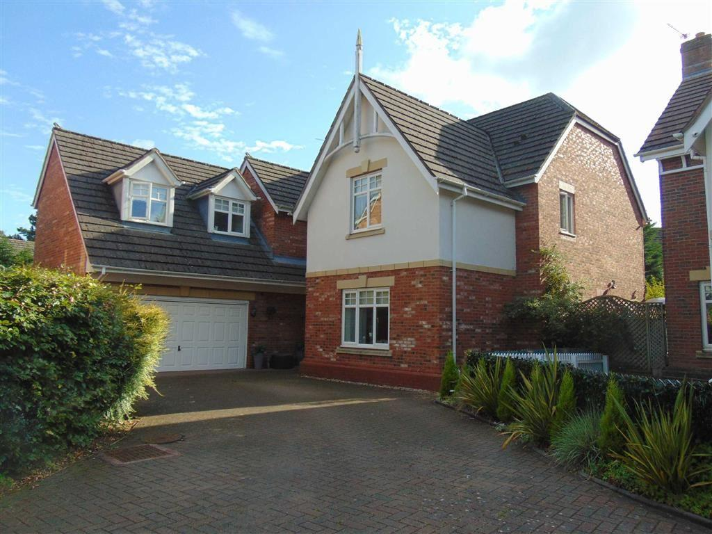 5 Bedrooms Detached House for sale in St Andrews Court, Noctorum Lane, Noctorum, CH43