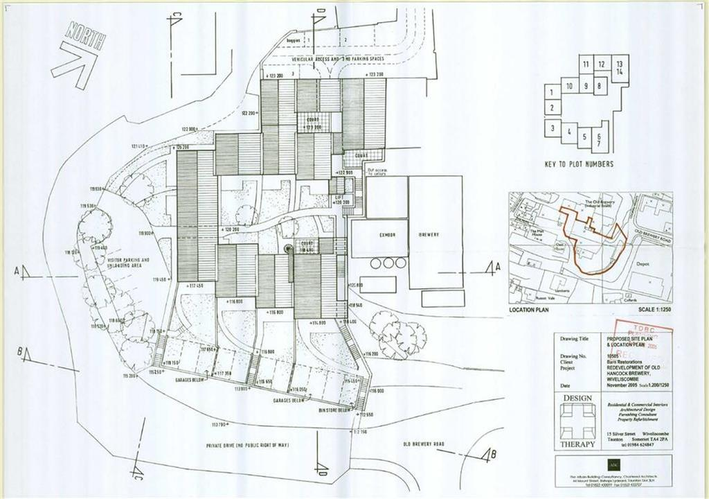 Residential Development Commercial for sale in Golden Hill, Wiveliscombe, Taunton, Somerset, TA4