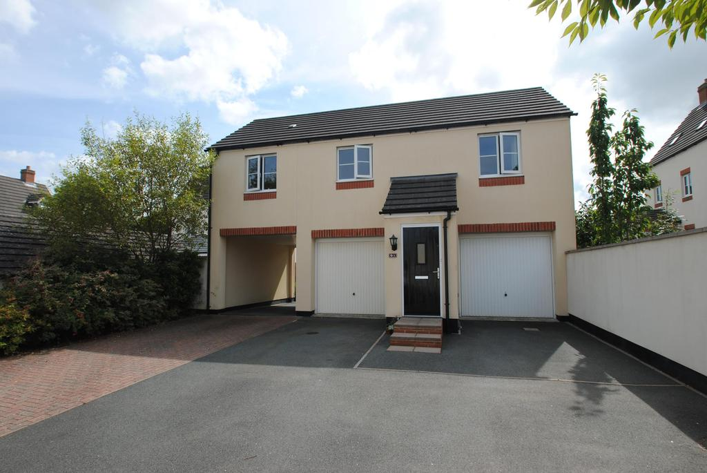 2 Bedrooms Detached House for sale in Campion Close, Launceston