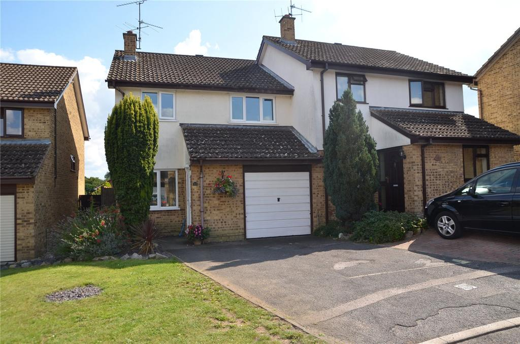 3 Bedrooms Semi Detached House for sale in Five Acre, Tilehurst, Reading, Berkshire, RG31