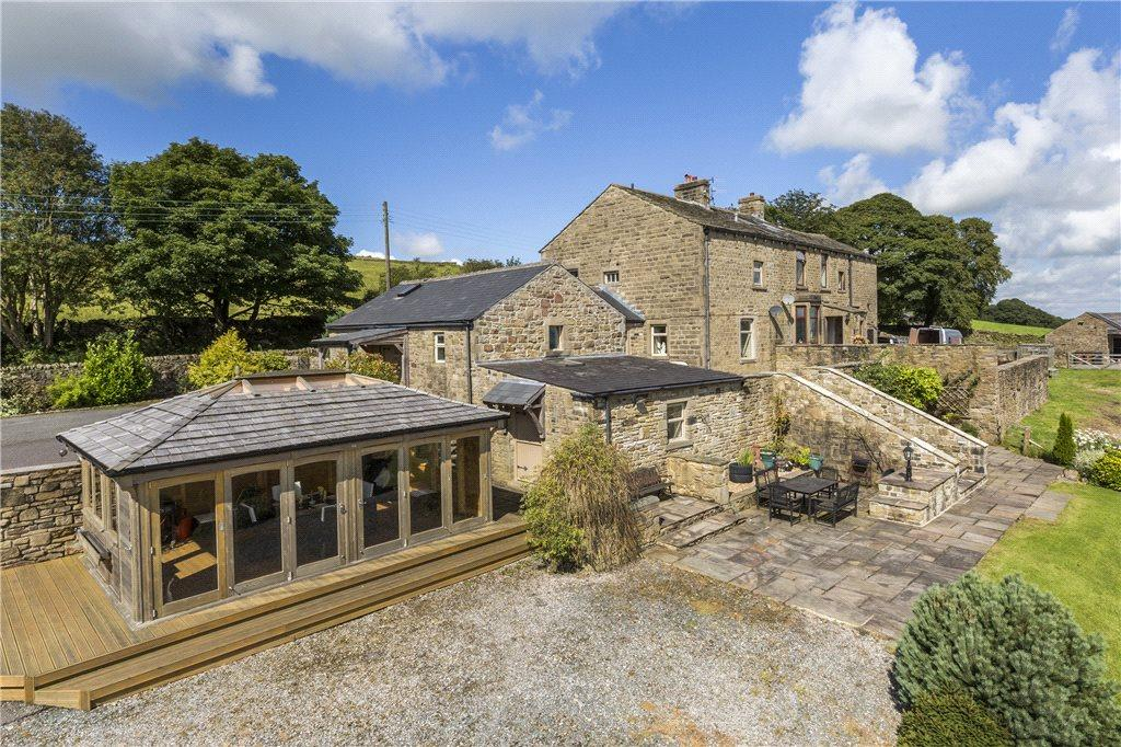 5 Bedrooms Unique Property for sale in Greenbank, High Lane, Salterforth, Barnoldswick