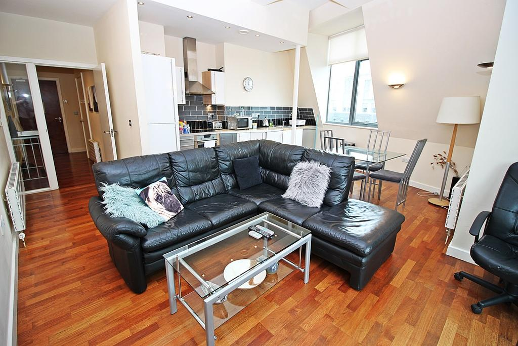 2 Bedrooms Apartment Flat for sale in Centralofts, Newcastle Upon Tyne