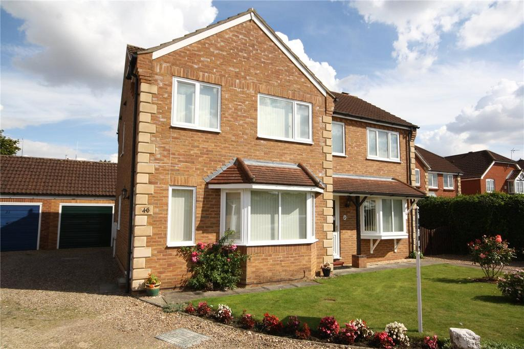 2 Bedrooms Semi Detached House for sale in Shrubwood Close, Heckington, Sleaford, Lincolnshire, NG34