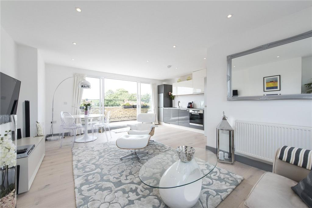 2 Bedrooms Flat for sale in Fulham Palace Road, Fulham, London, SW6