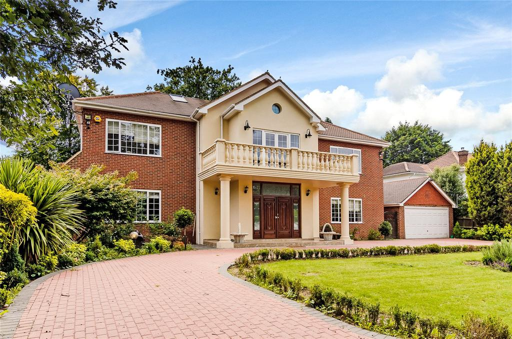 7 Bedrooms Detached House for sale in Windsor Road, Gerrards Cross, Buckinghamshire, SL9