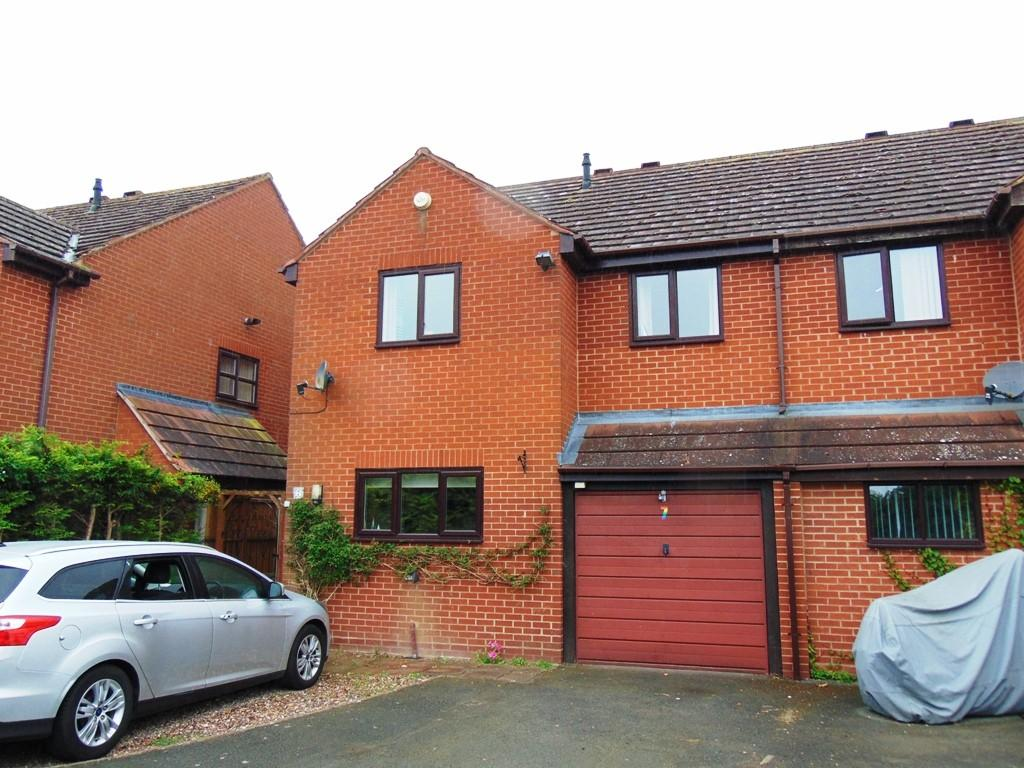3 Bedrooms Semi Detached House for sale in The Squires, Blackminster