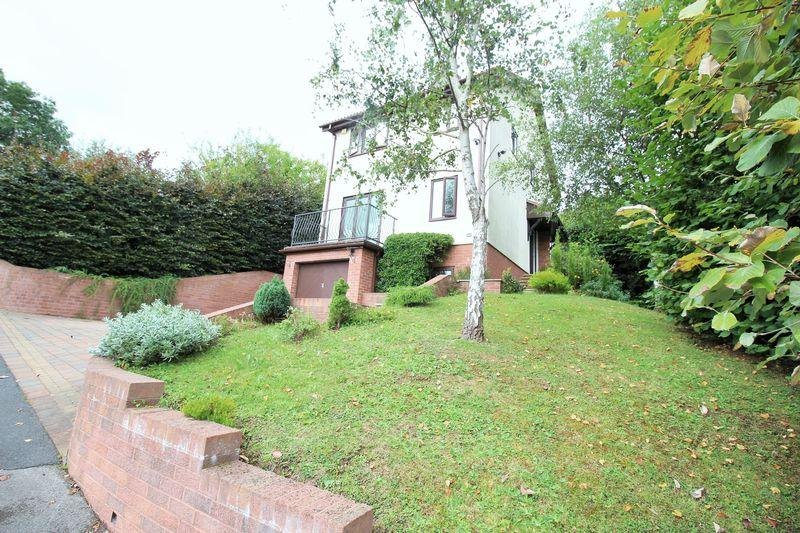 4 Bedrooms Detached House for sale in Ffos Y Fran, Bassaleg, Newport