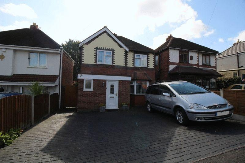 3 Bedrooms Detached House for sale in Thorneycroft Road, Bilston