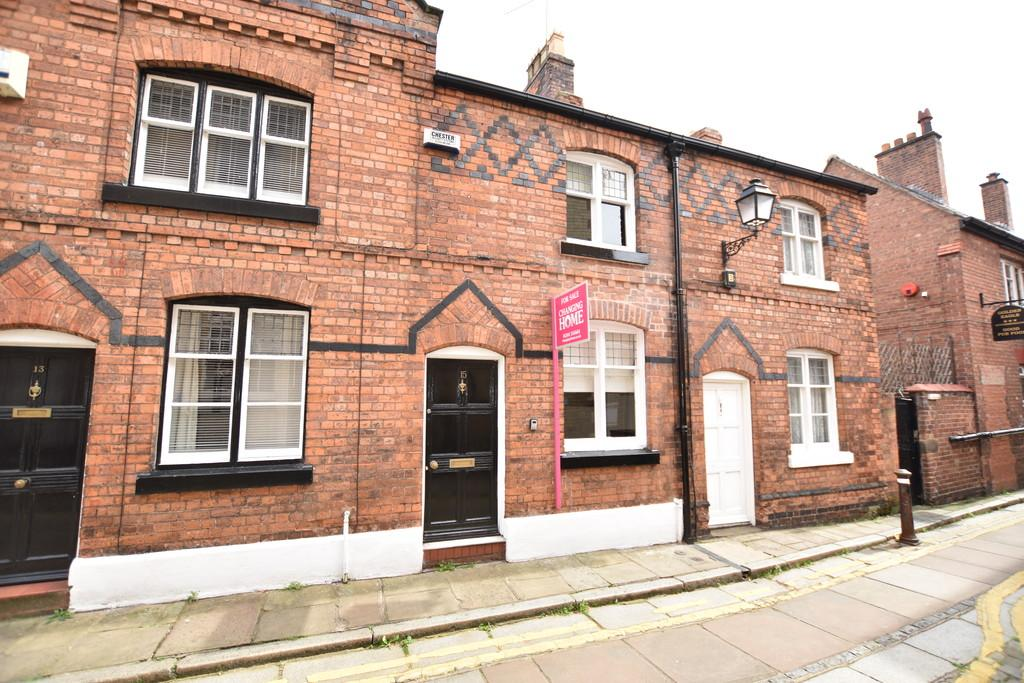 2 Bedrooms Terraced House for sale in Bunce Street, Chester