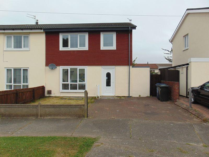 3 Bedrooms Semi Detached House for sale in Parkside Avenue, Newcastle Upon Tyne