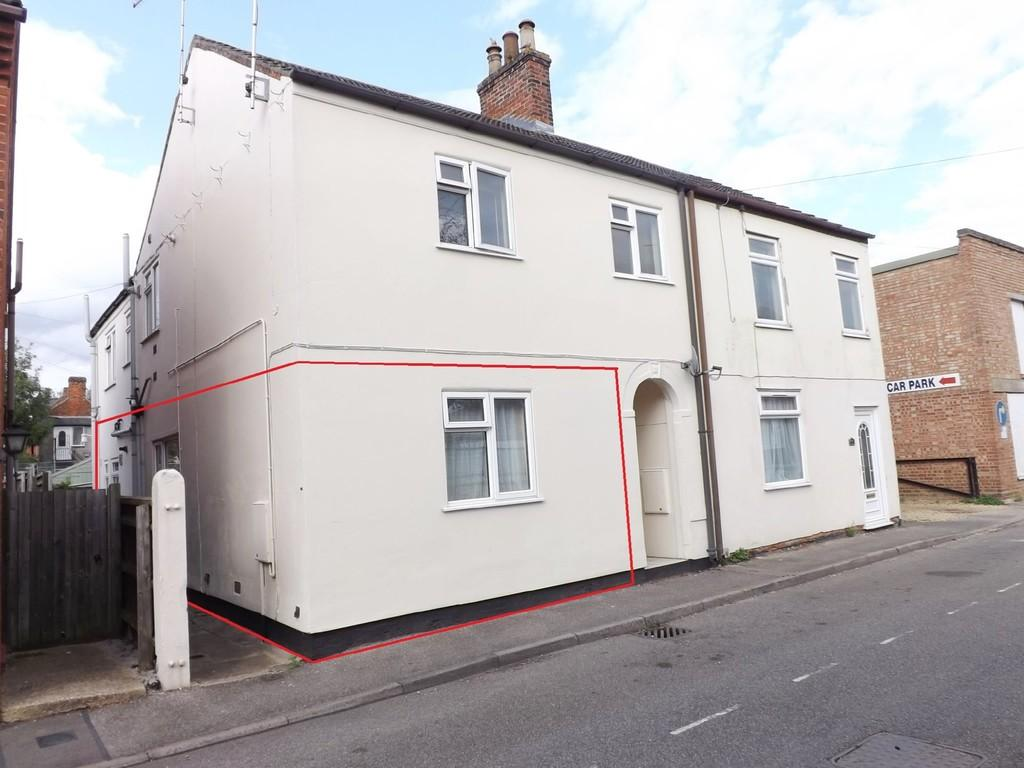 1 Bedroom Ground Flat for sale in Holbeach