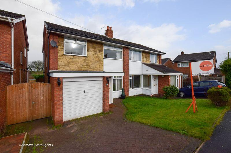 3 Bedrooms Semi Detached House for sale in Mardale Crescent, Lymm