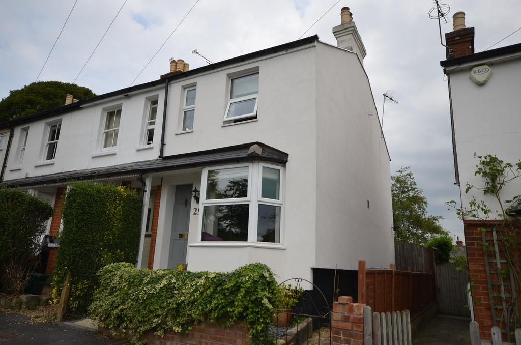 2 Bedrooms End Of Terrace House for sale in Adams Park, Farnham