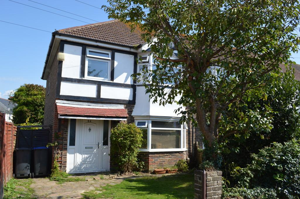 3 Bedrooms End Of Terrace House for sale in Normandy Road, Worthing, BN14 7EA