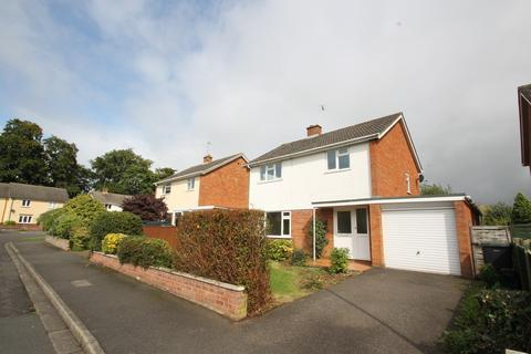 3 bedroom detached house to rent - Cresswell Avenue, Taunton