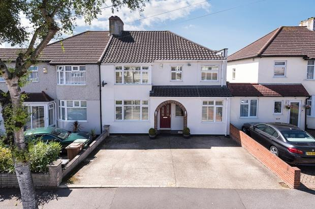 5 Bedrooms Semi Detached House for sale in Lansdowne Avenue, Bexleyheath, DA7