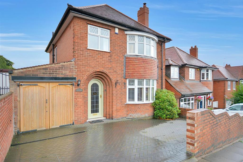 3 Bedrooms Detached House for sale in West Bank Avenue, Mansfield