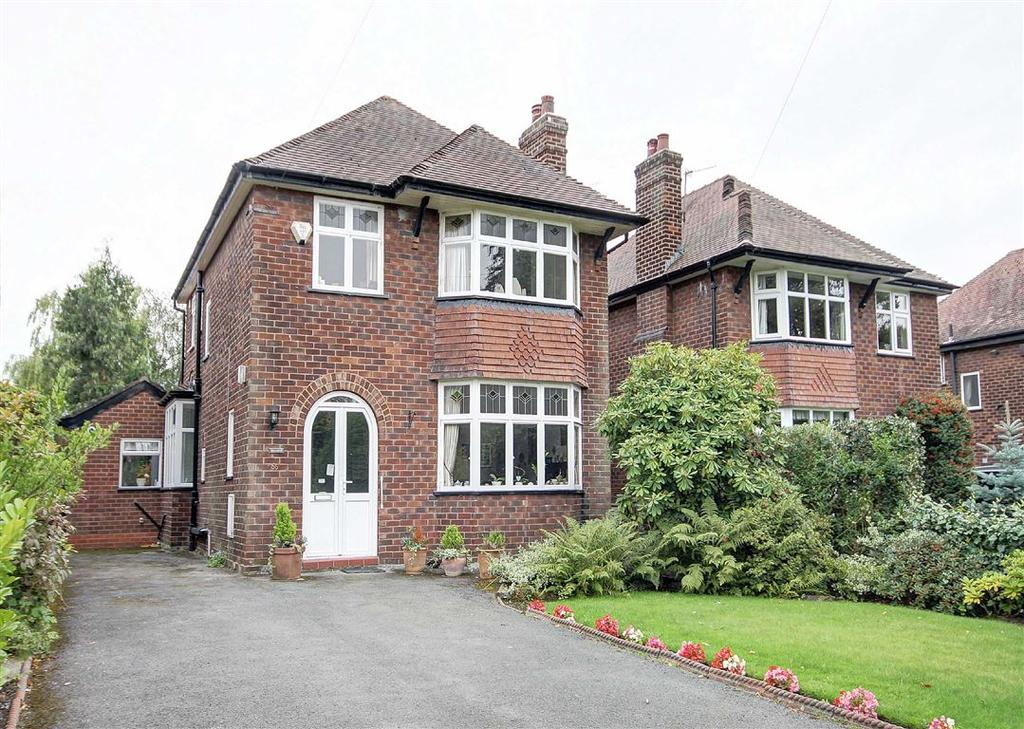 3 Bedrooms Detached House for sale in Ridgeway Road, Timperley, Cheshire