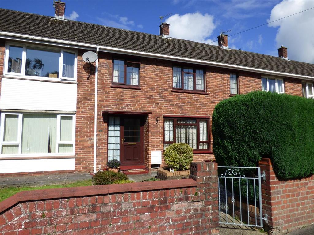 3 Bedrooms Terraced House for sale in Maple Crescent, Carmarthen