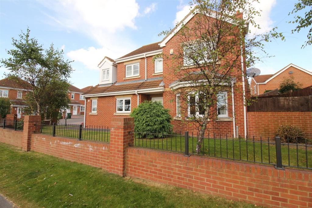 5 Bedrooms House for sale in Beaumont Grange, Seghill, Cramlington