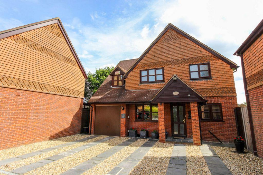 4 Bedrooms House for sale in St Albans Road, Codicote, SG4