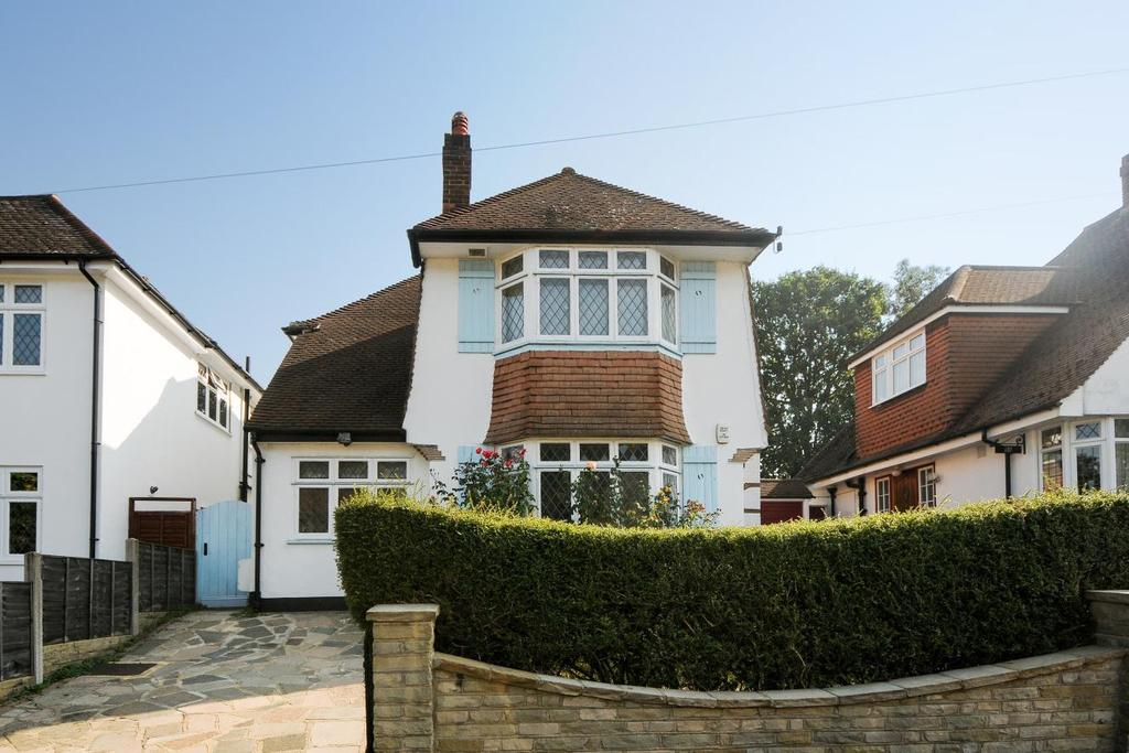 3 Bedrooms Detached House for sale in Hartland Way, Shirley