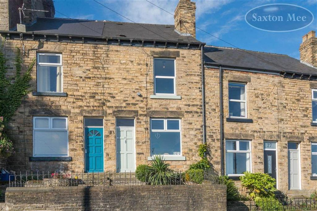 3 Bedrooms Terraced House for sale in Matlock Road, Walkley, Sheffield, S6
