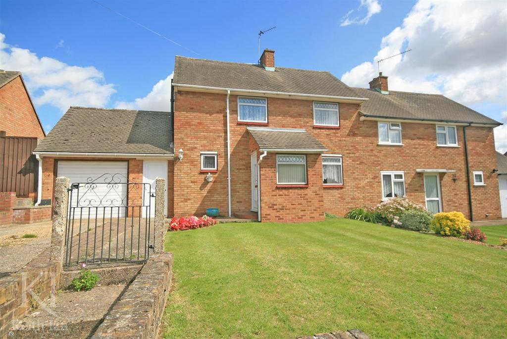 2 Bedrooms Semi Detached House for sale in Trotters Gap, Stanstead Abbotts, Ware