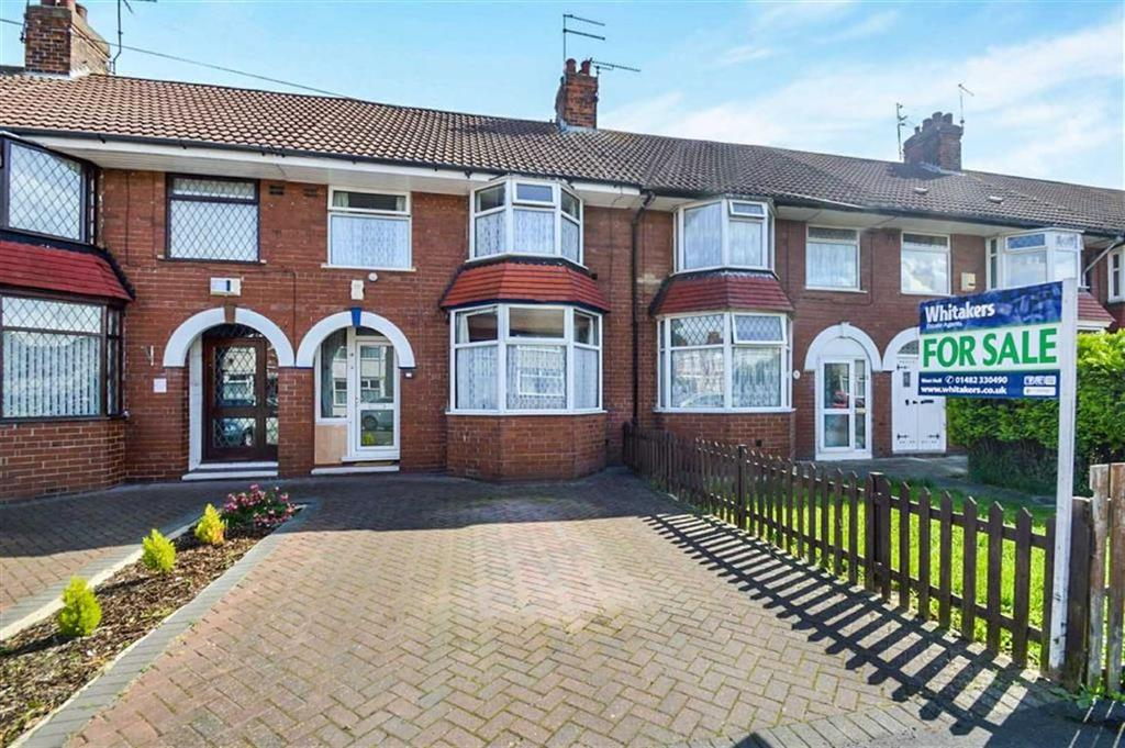 3 Bedrooms Terraced House for sale in Northfield Road, Anlaby Road, Hull, HU3