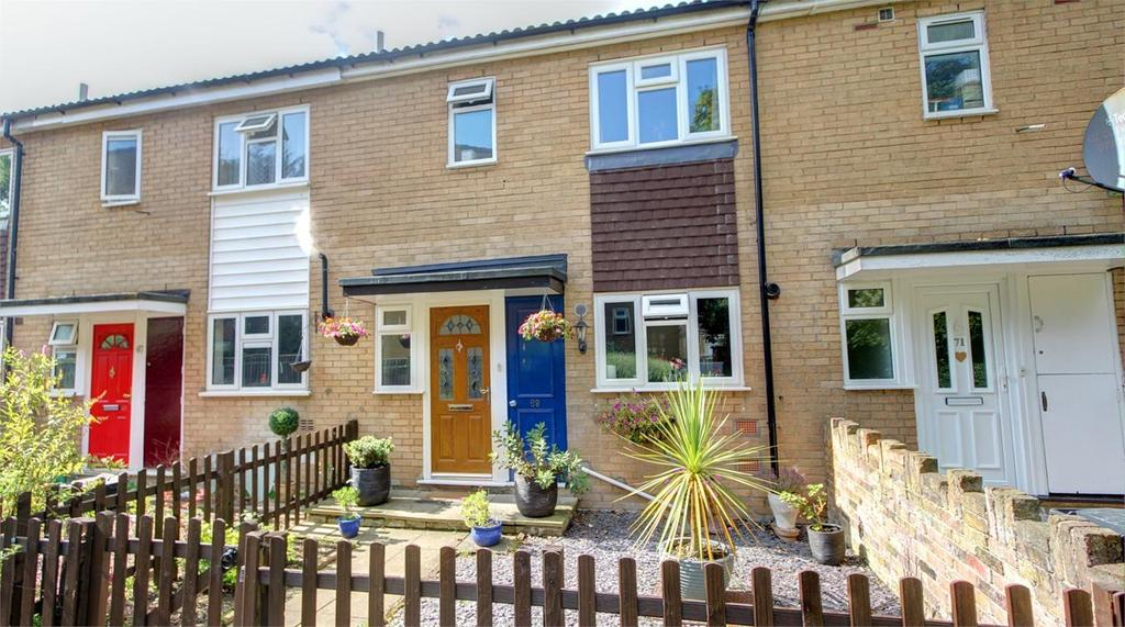 3 Bedrooms Terraced House for sale in Barham Road, Chislehurst, Kent