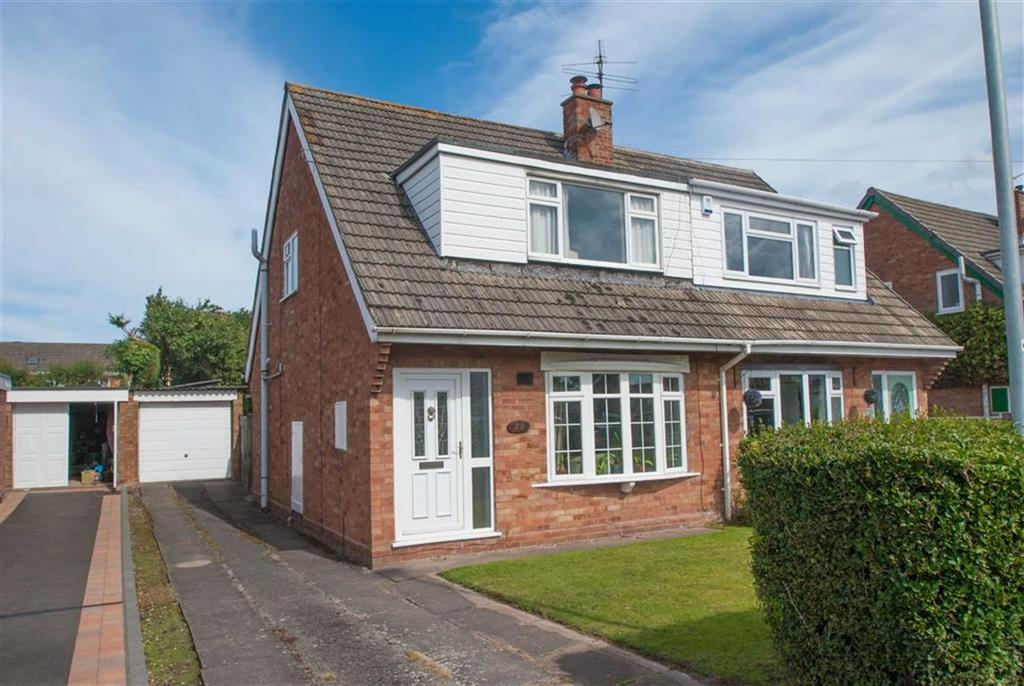 2 Bedrooms Semi Detached House for sale in Pass Avenue, Whittington, Staffordshire