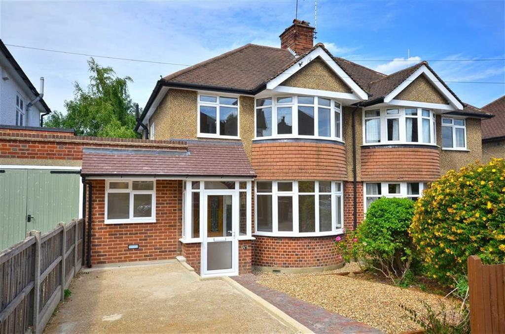 4 Bedrooms Semi Detached House for sale in Richmond Way, Croxley Green, Hertfordshire
