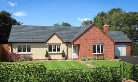3 Bedrooms Detached Bungalow for sale in Tedsmore Grange Plot 30, Felton Park, West Felton, Oswestry
