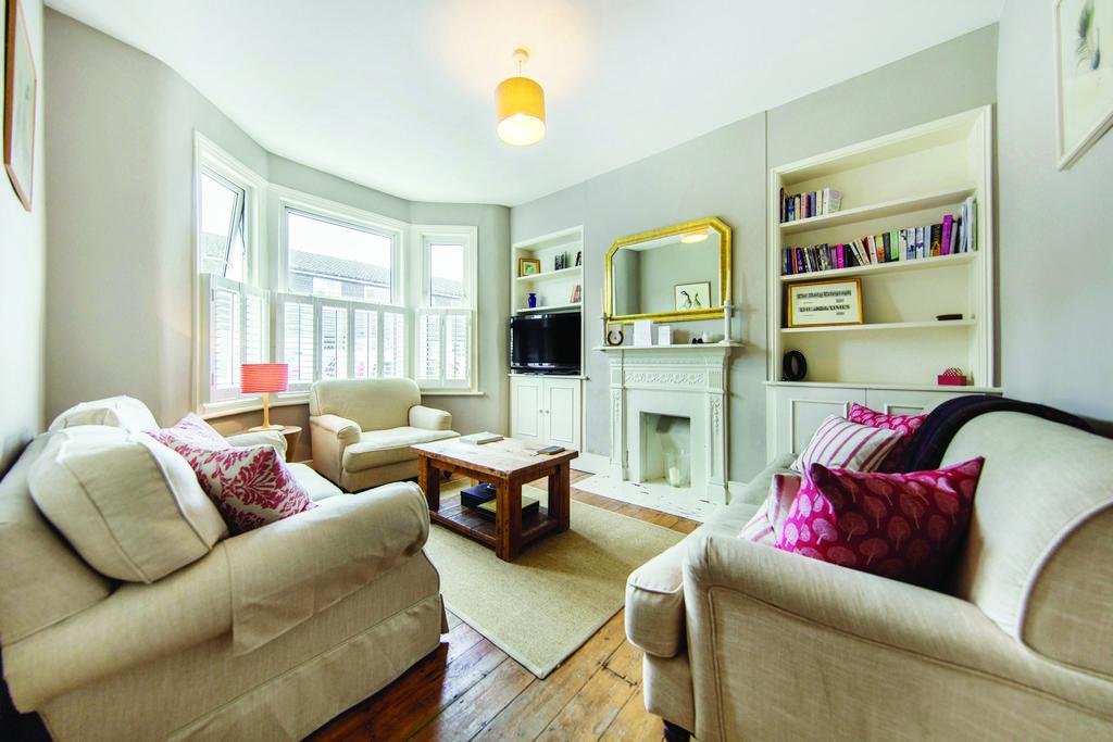 1 Bedroom Flat for sale in Blegborough Road, SW16