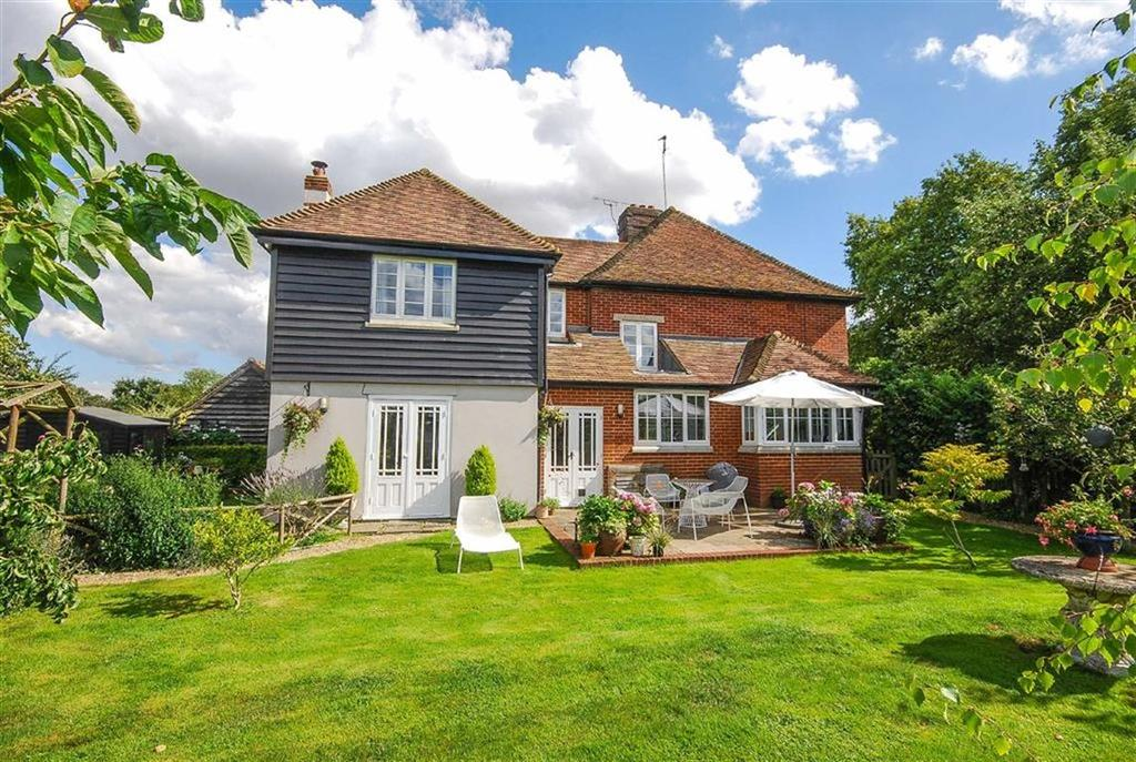 4 Bedrooms Semi Detached House for sale in High Cross, Nr Ware