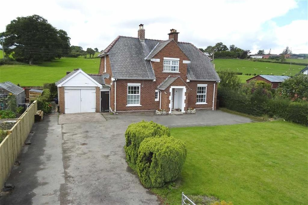 3 Bedrooms Detached Bungalow for sale in Llysun, Trefeglwys, Caersws, Powys, SY17