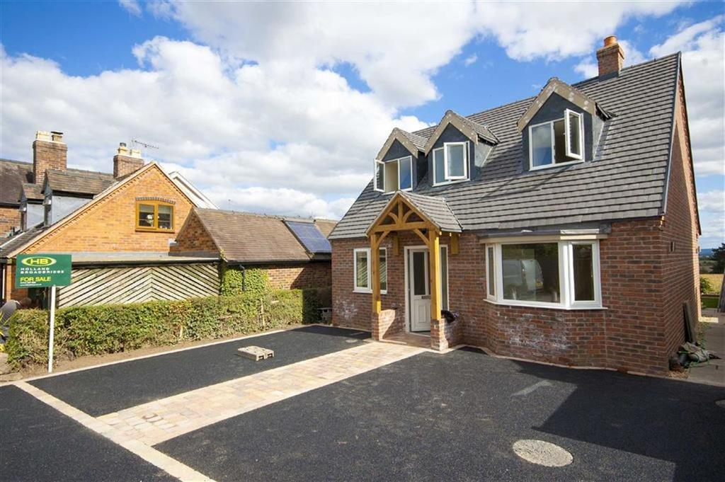 3 Bedrooms Detached Bungalow for sale in Betley Lane, Bayston Hill, Shrewsbury, Shropshire